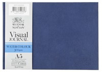 Winsor & Newton: Hardbound Watercolour Journal - A5 (300gsm)