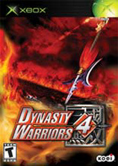 Dynasty Warriors 4 for Xbox
