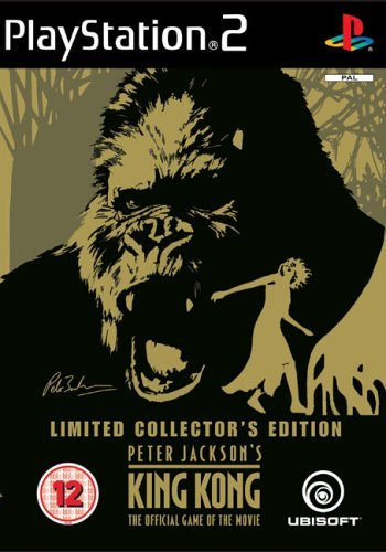 Peter Jackson's King Kong Collector's Edition for PlayStation 2