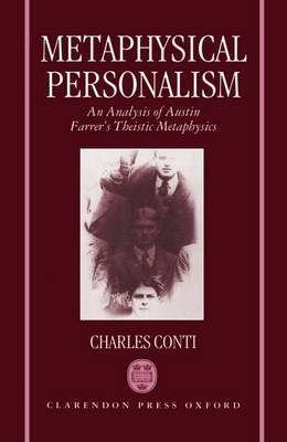 Metaphysical Personalism by Charles Conti