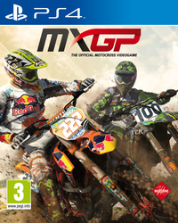 MXGP - The Official Motocross Videogame for PS4