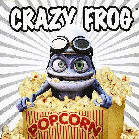 Popcorn [Single] by Crazy Frog image