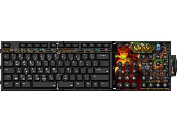 Zboard Keyset: World of Warcraft Burning Crusade image