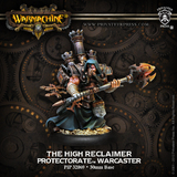 Warmachine: Protectorate of Menoth - The High Reclaimer Warcaster