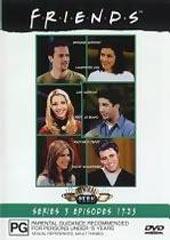 Friends Series 3 Vol 3 on DVD