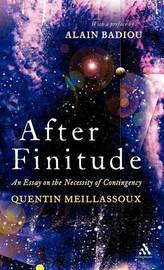 After Finitude by Quentin Meillassoux image