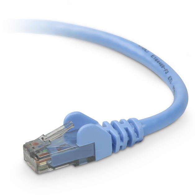 Belkin-Cat6 Patch Cable Snagless - 15m (Blue)