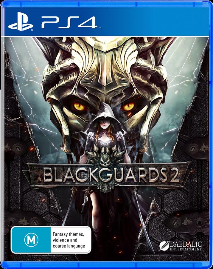 Blackguards 2 for PS4 image