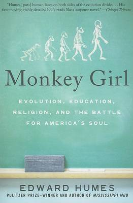 Monkey Girl by Edward Humes image