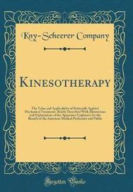 Kinesotherapy by Kny-Scheerer Company image