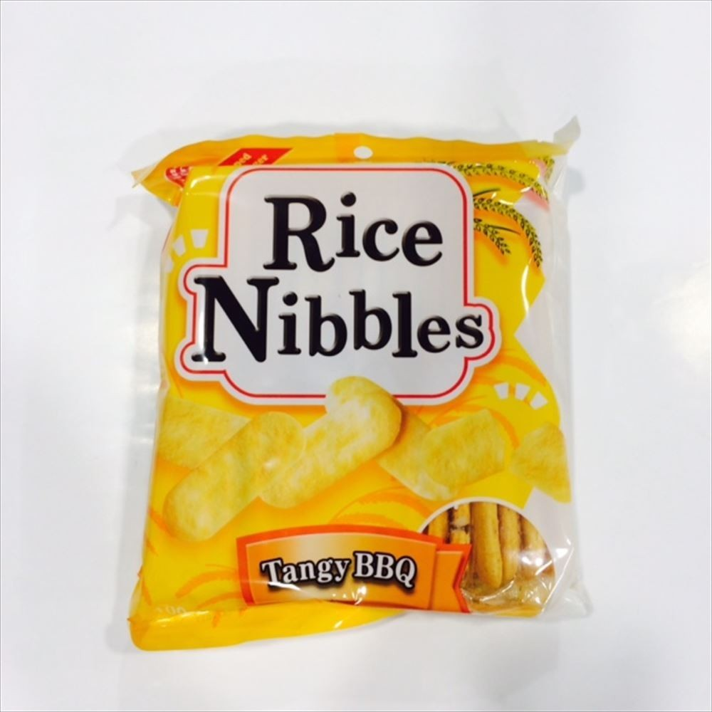 Rice Nibbles (Tangy BBQ Flavour) 100g image