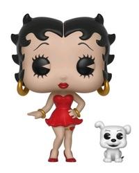 Betty Boop & Pudgy - Pop! Vinyl Figure