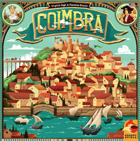 Coimbra - Board Game