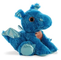 Aurora: Sparkle Tales - Flash Blue Dragon (30cm)