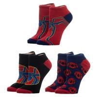 Marvel: Iron-Spider - Junior Ankle Socks (3-Pack)