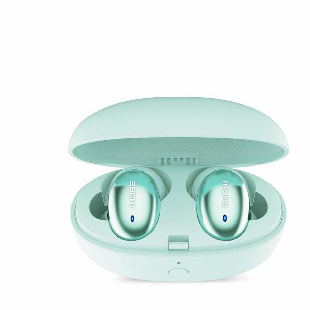 1MORE Stylish True Wireless in-Ear Headphones - Green