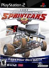World of Outlaws Sprint Cars for PS2