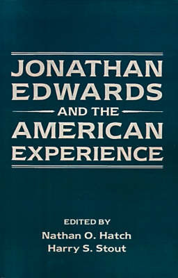 Jonathan Edwards and the American Experience image