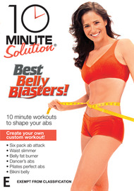 10 Minute Solution: Best Belly Blasters on DVD