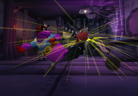 Sly 2: Band of Thieves for PlayStation 2 image
