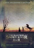 The Man From Snowy River 1 & 2 (Box Set) DVD