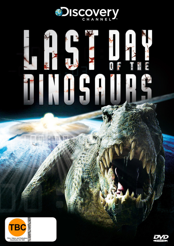 Last Day of the Dinosaur on DVD
