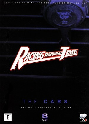 Racing Through Time - The Cars (6 Disc Set) on DVD