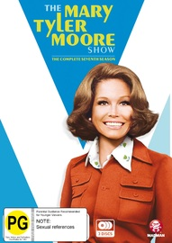 The Mary Tyler Moore Show: The Complete Season 7 on DVD