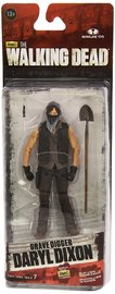The Walking Dead - Digger Daryl Dixon Action Figure (Series 7.5)
