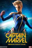 Marvel: Captain Marvel - Premium Format Figure
