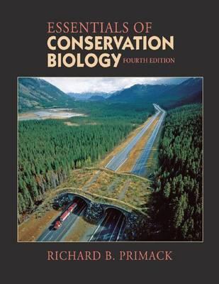 Essentials of Conservation Biology by Richard B. Primack image