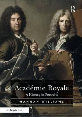Academie Royale by Hannah Williams