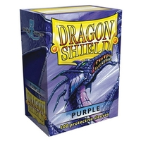 Dragon Shield Purple Card Sleeves