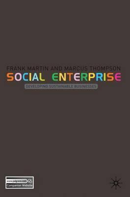 Social Enterprise by Frank Martin