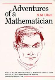 Adventures of a Mathematician by s m ulam