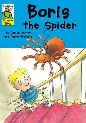 Boris the Spider by Damian Harvey