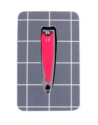 Wicked Sista: Nail Clipper with Buffer - A Perfect Grid