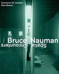 Bruce Nauman by Dore Bowen
