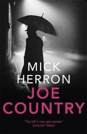 Joe Country by Mick Herron image
