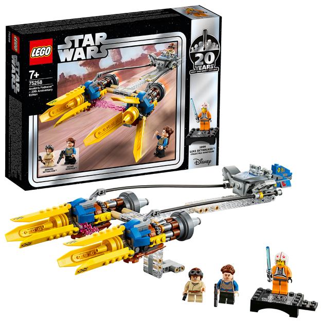 LEGO Star Wars: 20th Anniversary Edition - Anakin's Podracer (75258)