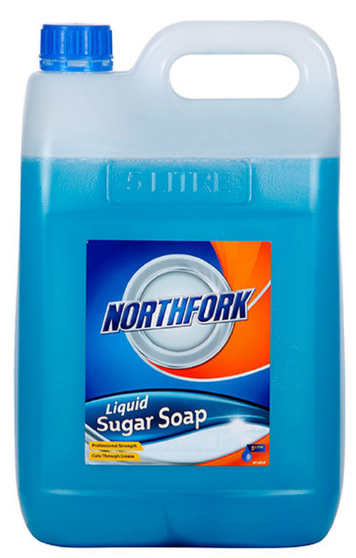 Northfork Liquid Sugar Soap 5L