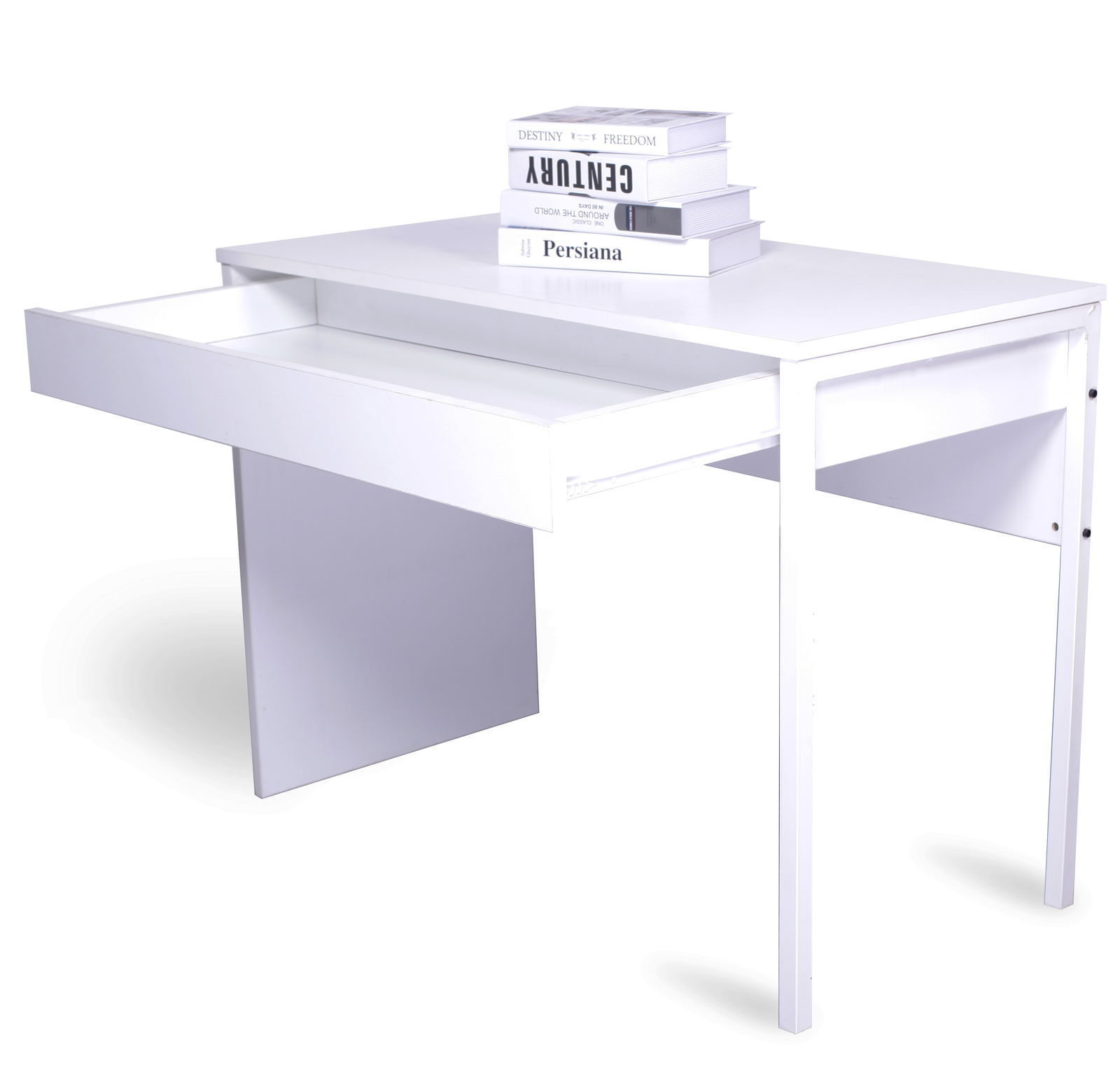 Gorilla Office: Study Desk (White) image