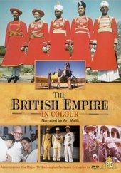 The British Empire In Colour on DVD