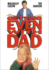 Getting Even With Dad on DVD