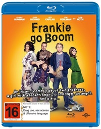 Frankie Go Boom on Blu-ray