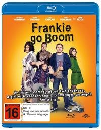 Frankie Go Boom on Blu-ray
