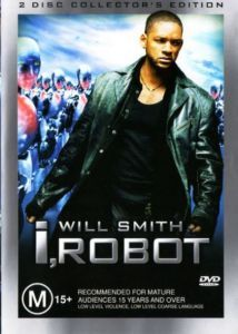 I, Robot (2 Disc) on DVD image