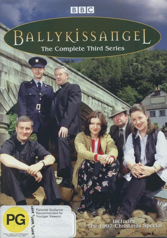 Ballykissangel - Complete Series 3 (3 Disc Set) on DVD