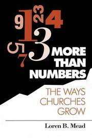 More Than Numbers by Loren B Mead