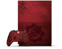 Xbox One S 2TB Gears of War 4 Limited Edition Console for Xbox One